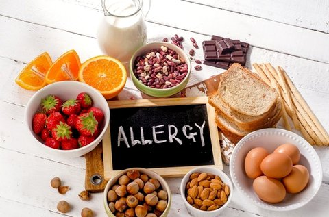 Ételintolerancia, allergia teszt 200 allergénre