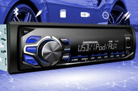 Adivox Pro Bluetooth autórádió fejegység