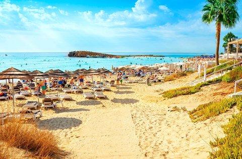 1 hetes fantasztikus pihenés Cipruson repülővel