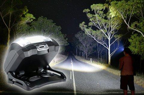 Extra erős COB LED fejlámpa