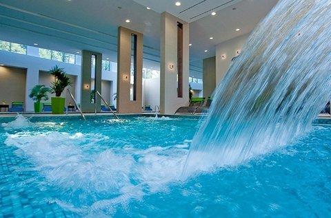 Luxus wellness teljes ellátással Herceghalmon