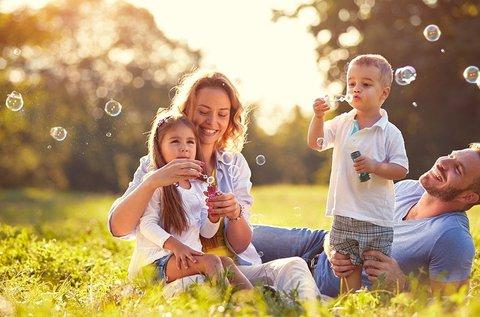 4 napos családi feltöltődés Majson ősszel
