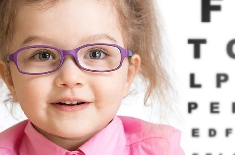 Gyerekszemüveg készítés választható kerettel