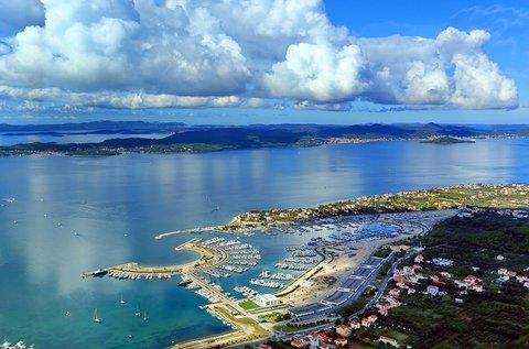 Utószezoni vakáció Ugljan szigetén 4 fő részére
