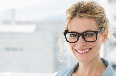 Multifokális szemüveg látásvizsgálattal