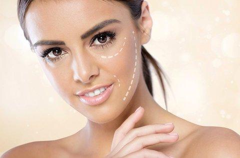 Feszesítő HIFU kezelés teljes arc és nyak területen
