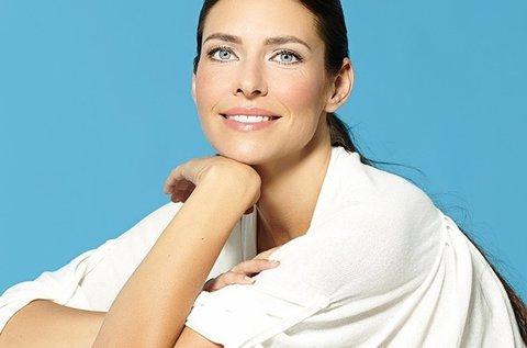 Prémium hyaluronsavas arc- és szemránckezelés