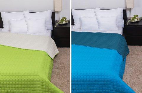 Naturtex Laura ágytakaró hordtáskával, 3 színben