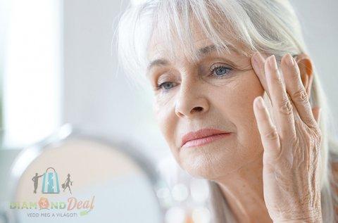 Anti-Aging hialuronsavas arckezelés