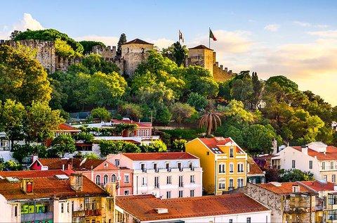 Izgalmas városnézés Lisszabonban repülővel