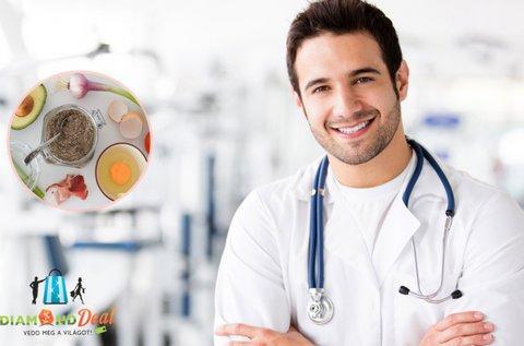 Ételintolerancia és allergiavizsgálat