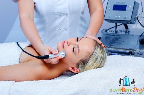 6 lépéses tű nélküli botox hatású bőrfeszesítés