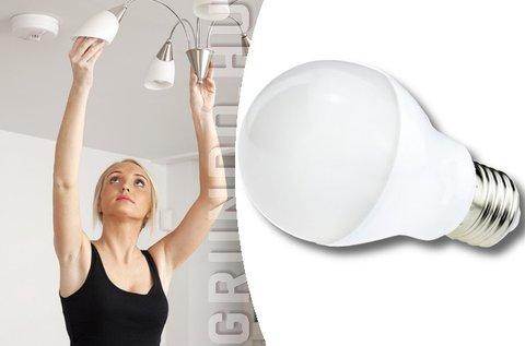 Magas fényerejű 12 W-os LED fényforrás