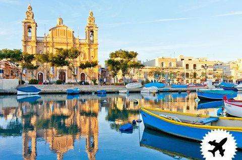 Körutazás Málta és Gozo szigetén