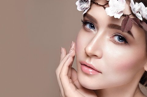 Tisztító arckezelés ultrahangos bevitellel