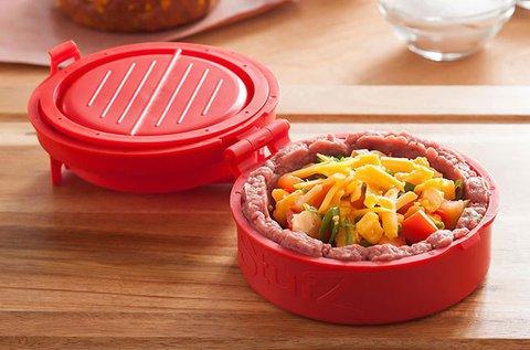 Húspogácsa forma vagy Húspuhító konyhamester