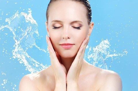 Vízhiányos bőr kezelése