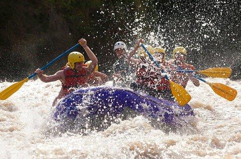Rafting és canyoning hétvége Szlovéniában