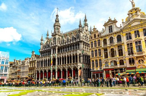 Pihenés Európa fővárosában, Brüsszelben