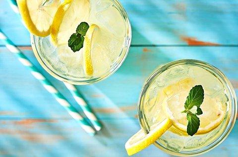 2x0,5 l-es választható ízű limonádé