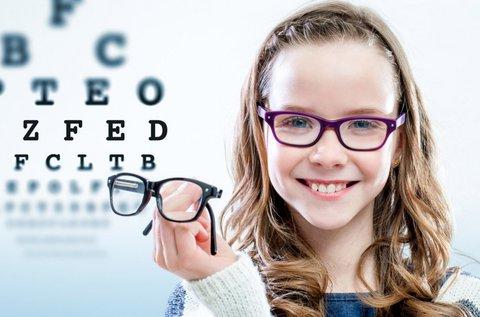 Prémium gyermek szemüveg készítés