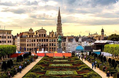 Látogass el Brüsszelbe és a mesebeli Brugge-be!