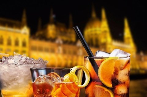 60 perces sétahajózás a Dunán 1 pohár itallal