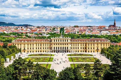 Élménydús buszos kirándulás 1 főnek Bécsbe