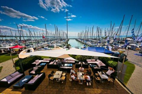 Családi élmények és wellness a Balaton-parton