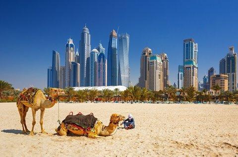 Álomnyaralás Dubaiban repülővel