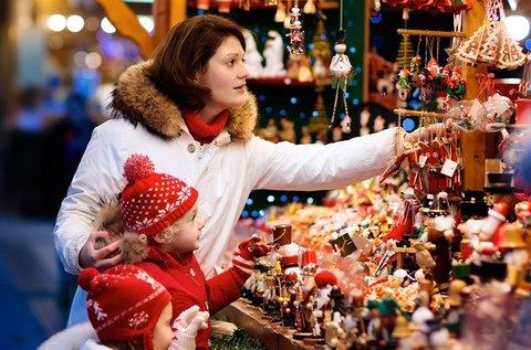 Látogatás a ruszti kézműves karácsonyi vásáron