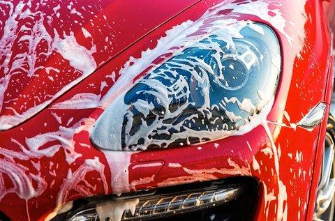 Extra autómosás külső-belső takarítással