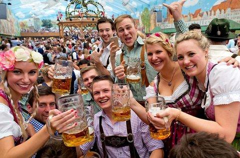 Látogass el a müncheni Oktoberfestre!