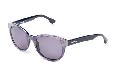 Diesel női napszemüveg szürke színben
