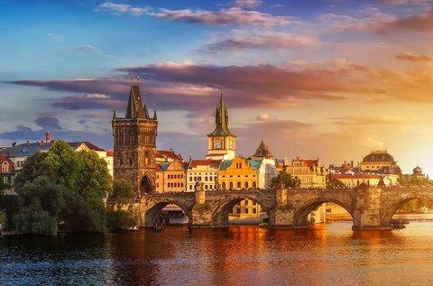 3 napos városnézés a száztornyú Prágában