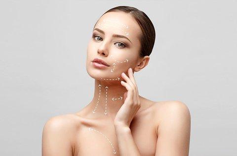 Guna Biolifting arc-, nyak- és dekoltázs kezelés
