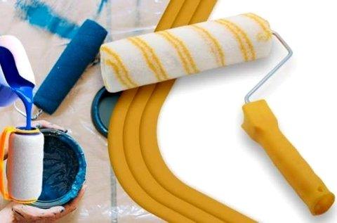 Paint Roller festőhenger mérőedénnyel