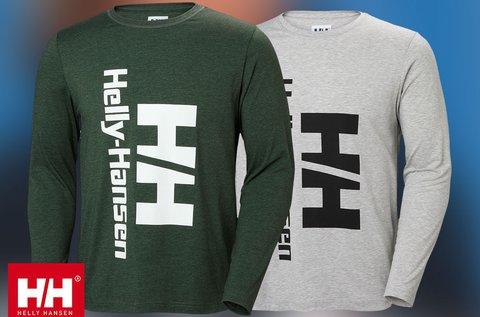 Helly Hansen Heritage LS hosszú ujjú férfi póló