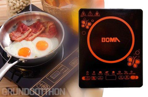 BOMA hordozható indukciós főzőlap