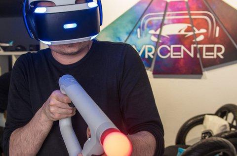 1 órás Virtuális Valóság élmény