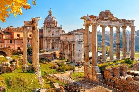 4 napos látogatás Rómában repülővel