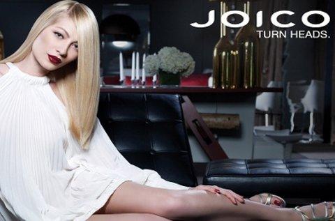 Professzionális K-Pak Joico 4 lépéses hajújraépítés