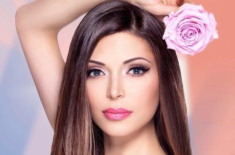 Hialurox lézeres ránctalanító kezelés arcon