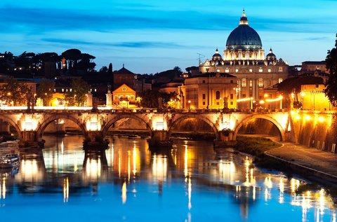 4 napos városlátogatás a mesés Rómában