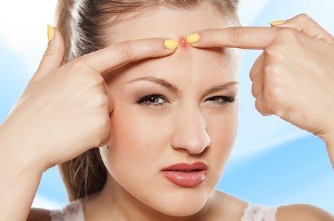 9 lépéses arckezelés aknés, pattanásos bőrre