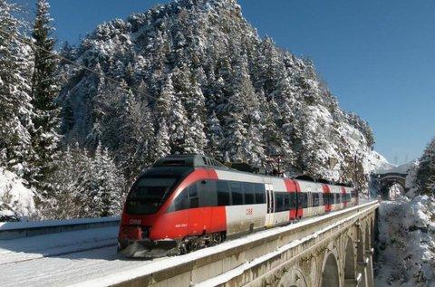 Semmeringi vonatozás és városnézés Mariazellben