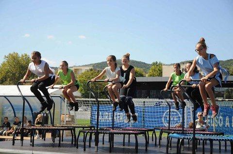 8 alkalmas jumping fit edzés gyerekeknek