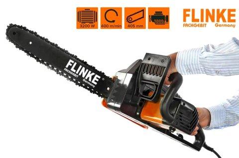 3200 W-os Flinke elektromos láncfűrész