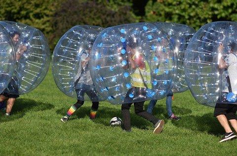 Rendelj buborékfocit a rendezvényedre!
