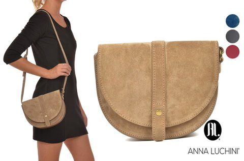 Anna Luchini Decent cross-body válltáska